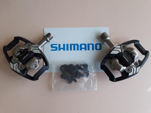 pedal shimano deore xt pd-m8020 mtb (389 à vista)