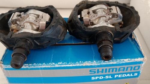 pedal shimano pd - m424