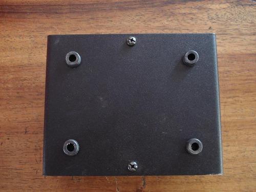 pedal silverbox pgs power guitar shredder - custom effect!