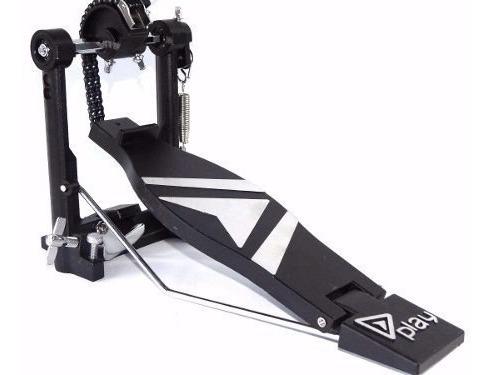 pedal simples bumbo bateria estudo turbo playpp barato pd