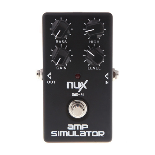 pedal simulador de amplificador envío gratis 20 días