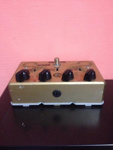 pedal simulador drive ampli victoria dragon gt2/ sansamp gt2