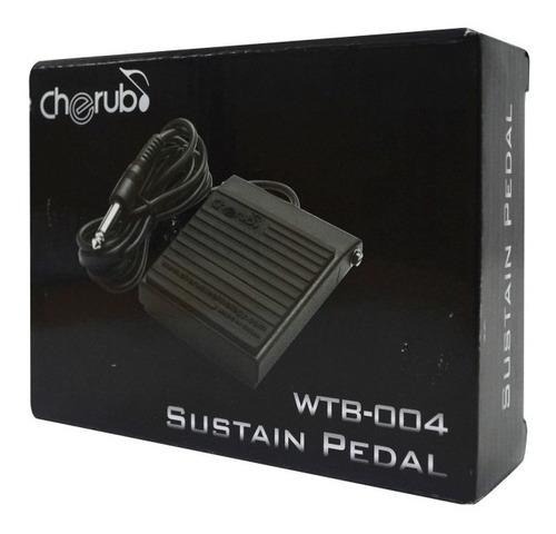 pedal sosten (sustain) teclados yamaha casio korg roland etc