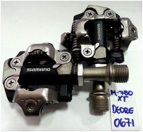 pedal spd shimano deore xt pd-m780