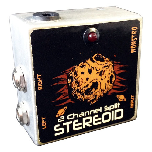 pedal stereoid monstro effects extraia mais de sua modulação