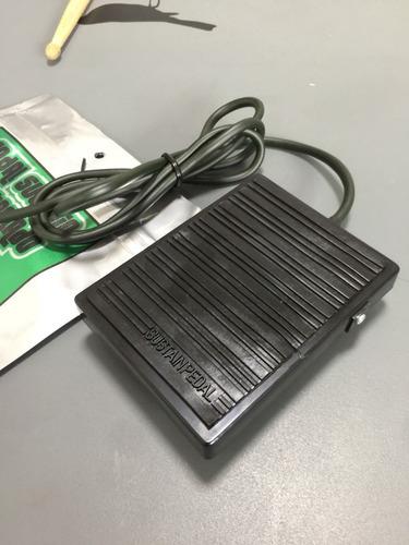 pedal sustain para teclado music player