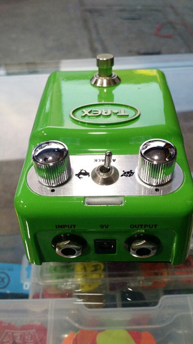 pedal t rex sustainer usado