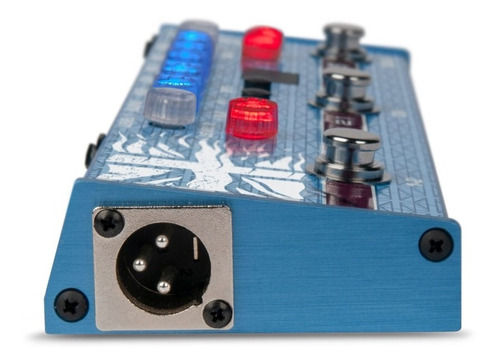 pedal tech 21 steve harris sh1 signature sansamp