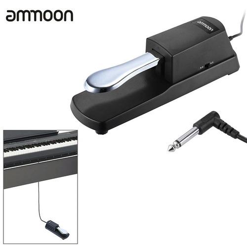 pedal teclado yamaha casio korg roland sustain piano dhlgrat