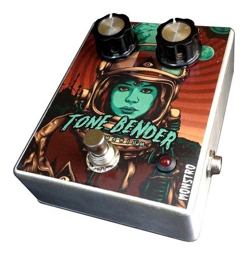 pedal tone bender fuzz mk ii germânio monstro effects vintag