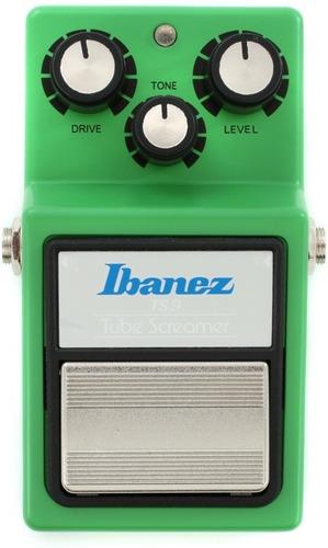 pedal tube screamer overdrive ibanez ts9