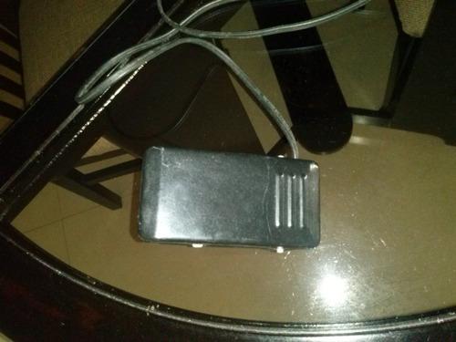 pedal universal para maquina de coser sin cable