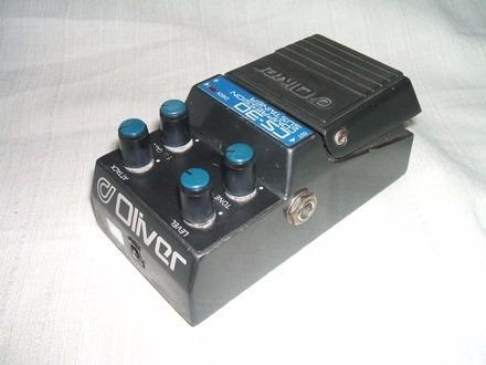 pedal vintage compressor oliver cs-30