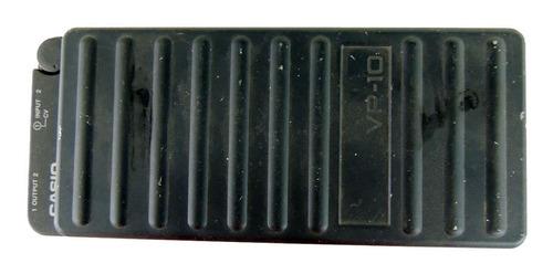 pedal volume casio vp10 (teclado, guitarra, pedaleira etc..)
