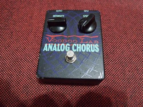 pedal voodoo lab anolog chorus