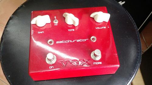 pedal vox sachturator usado