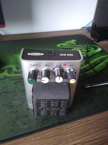 pedal voxman digital delay