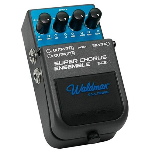 pedal waldman sce-1 super chorus ensemble depth loja física