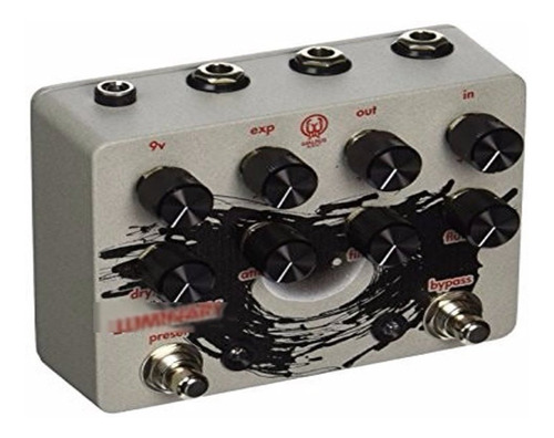pedal walrus luminary quad octavador pedal - undergroundweb