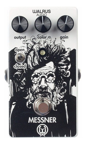 pedal walrus messner overdrive pedal - undergroundweb