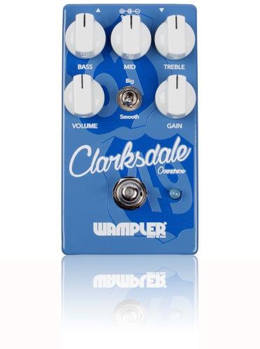 pedal wampler clarksdale v2 delta overdrive c/ nf-e