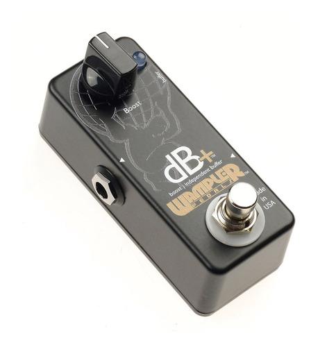 pedal wampler db+ boost c/ nf-e & garantia - envio imediato