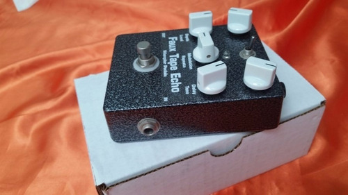 pedal wampler delay & echo faux tape echo analogo