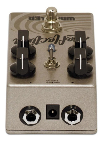 pedal wampler reflection reverb c/ nf-e & garantia
