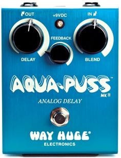 pedal way huge whe-701 aqua puss delay, todomusica!