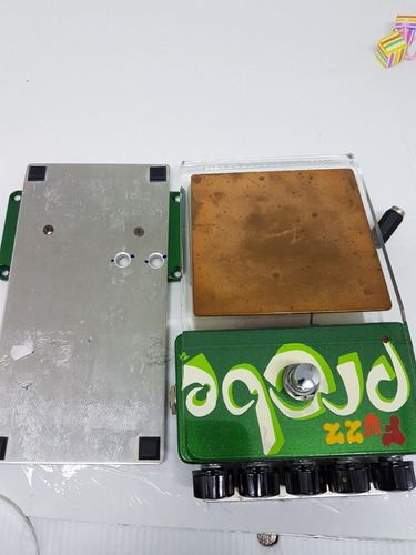 pedal zvex fuzz probe