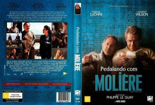pedalando com moliére dvd original