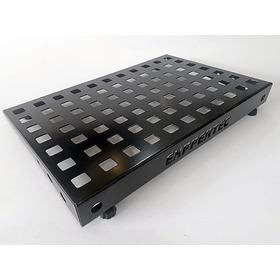 Pedalboard 45x30 Reforçado Em Aço Carbono