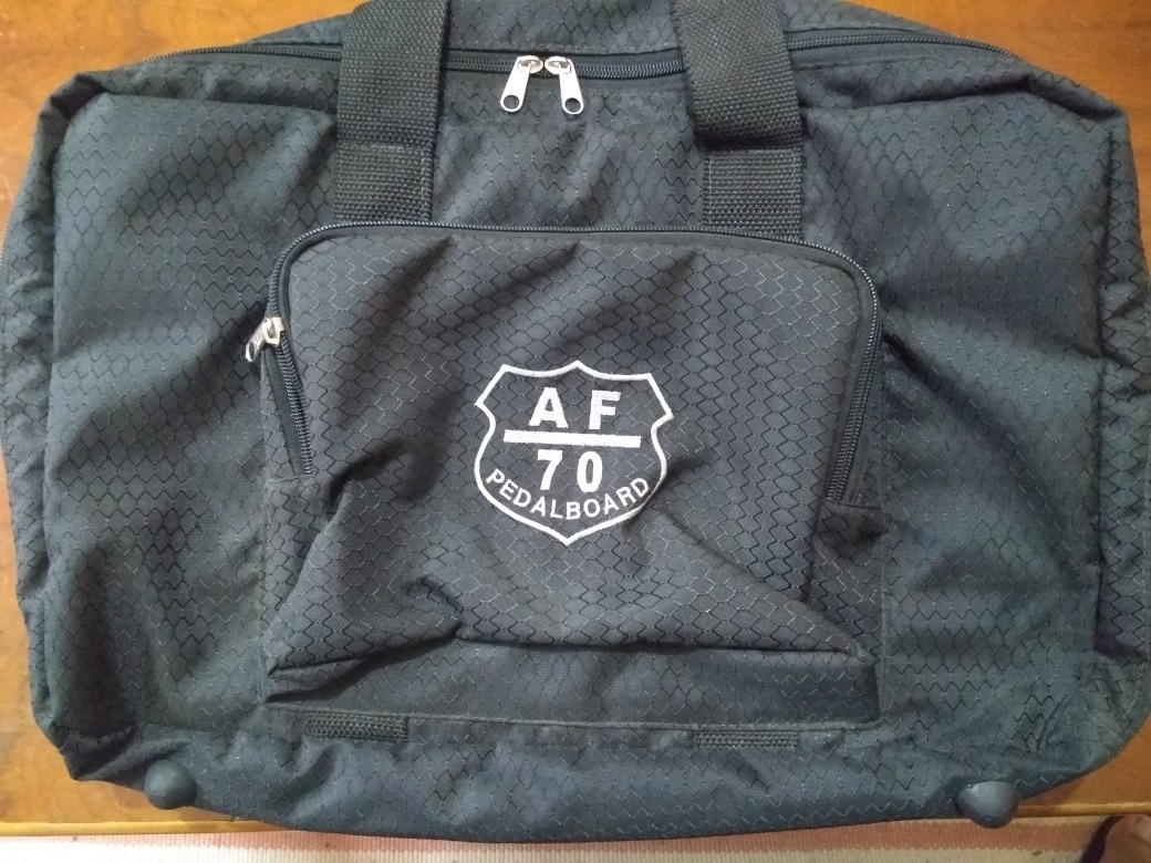 Bag Almofadada
