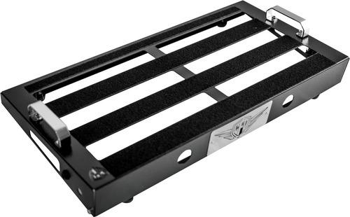 pedalboard creationfd standard 61x31 com softbag + elétrica