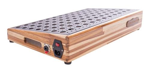 pedalboard hands linha supreme 70x40 com softbag