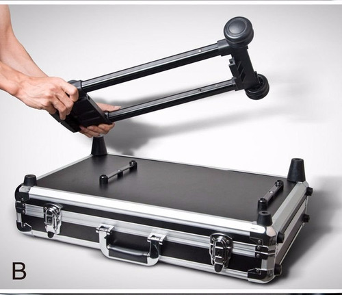 pedalboard joyo rd3 anvil portapedal con ruedas