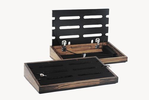 pedalboard wolf® mb - 60 (madera)