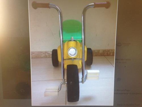 pedalcar antigo lambretinha bandeirante