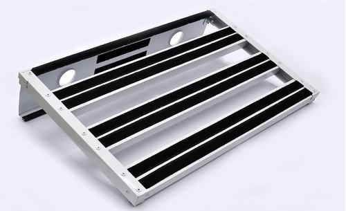 pedaldeck pedalboard tipo pedaltrain en aluminio y colores!