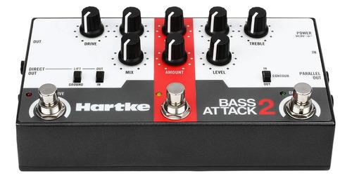 pedaleira de baixo samson hartke bass attack v2 lançamento !