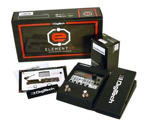 pedaleira digitech element xp p/ guitarra
