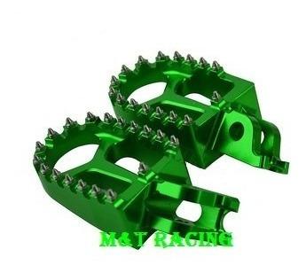 pedaleira motocross anodizado crf 250 / 450 crf 230 xr 200