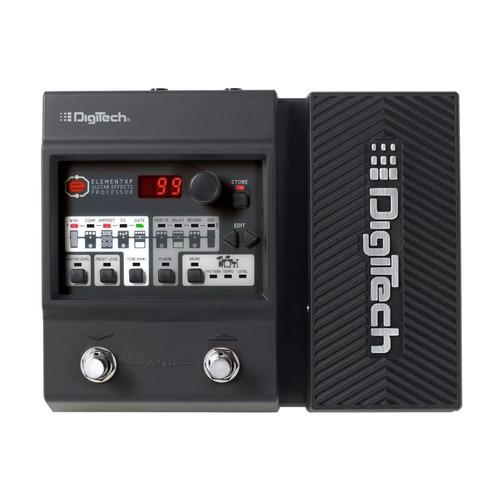 pedaleira p/ guitarra digitech element xp com fonte