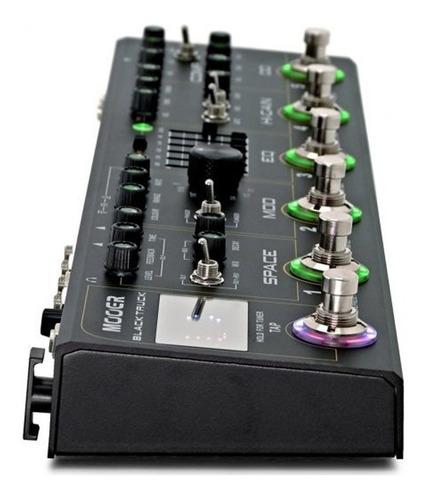 pedaleira p/ guitarra mooer black truck cpt2 - pd1126