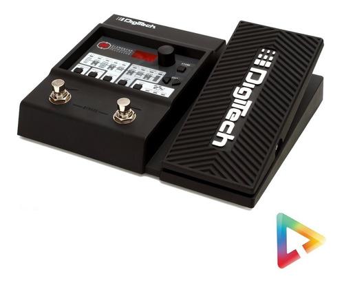 pedaleira para guitarra digitech element xp - hl infomusic
