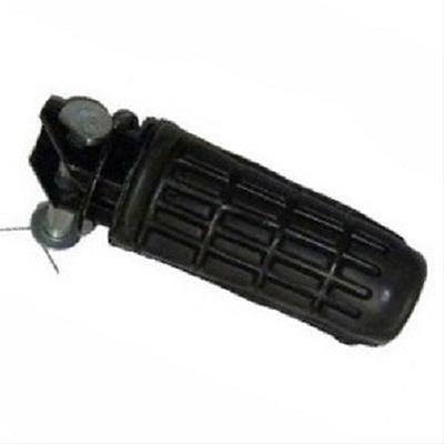 pedaleira traseira direita cbx250 twister/ cb 300 cbx 200