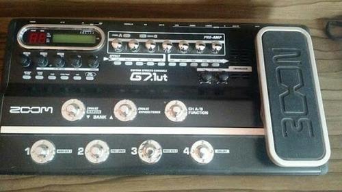 pedaleira zoom g7