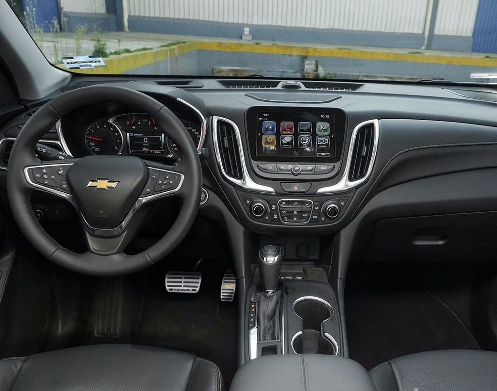 pedaleiras chevrolet equinox 2018 autom tica em a o inox. Black Bedroom Furniture Sets. Home Design Ideas