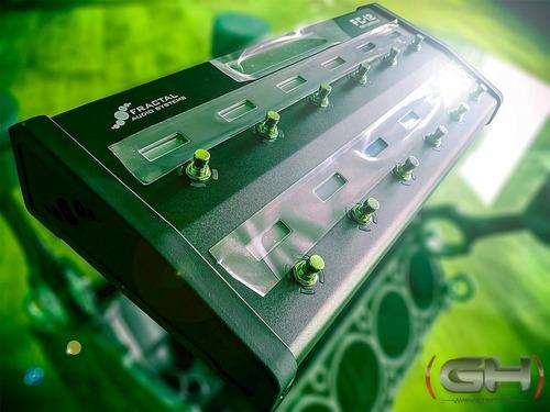 pedalera controladora fractal audio systems fc-12 en stock!