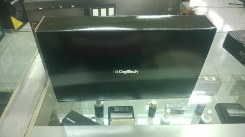 pedalera de efectos p/ guitarra con pedal digitech rp360xp